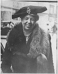 Eleanor Roosevelt In New York City